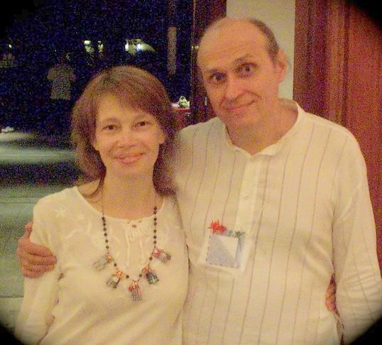 The super sweet True Ones Natalia and Sergey from Russia.