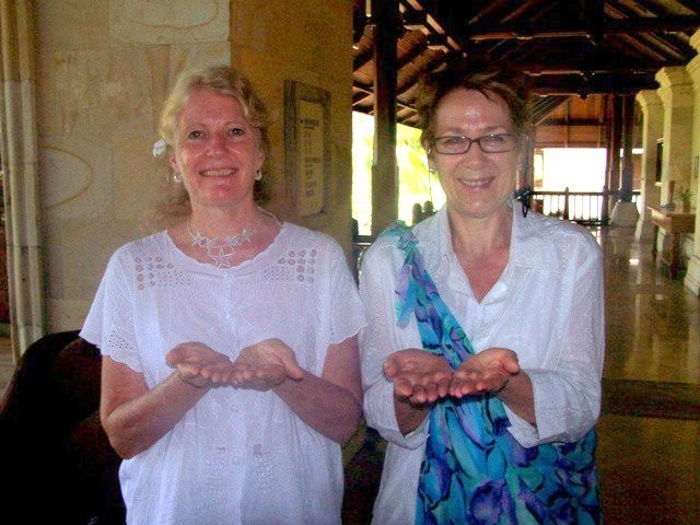 Merrilyn and Solenra from Australia in PURE HEART LOVE.