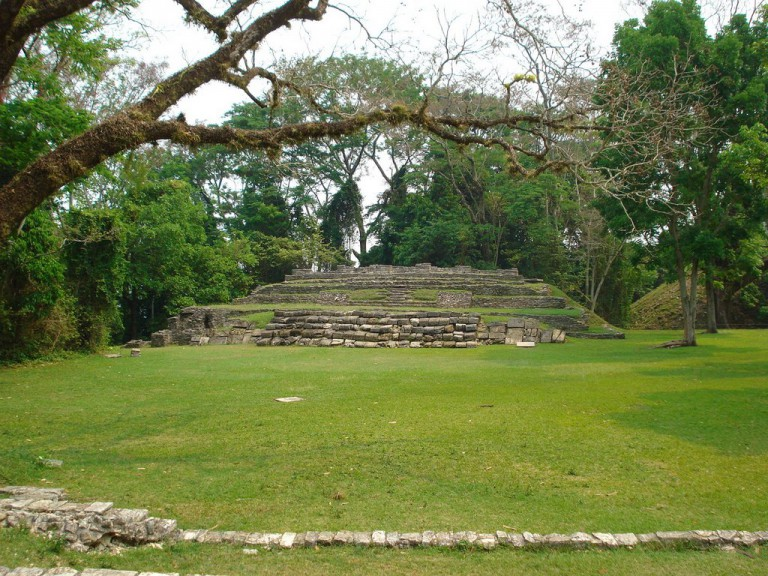 Of all the Temples in Palenque, this was the one that we knew we had to visit.