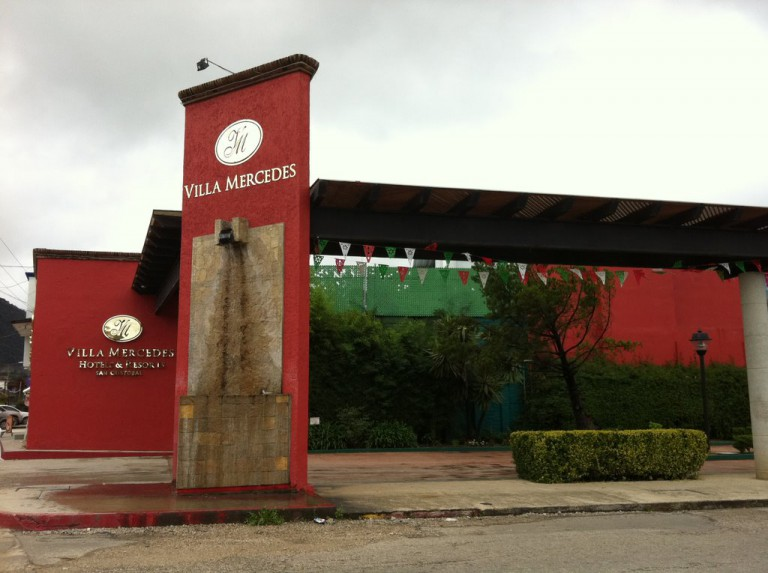 Our Tenth Gate Master Cylinder stayed at the Hotel Villa Mercedes in San Cristóbal de las Casas, Chiapas, Mexico.